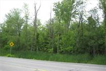 Lots and Land for Sale in Goulbourn Township, Ottawa, Ontario $150,000