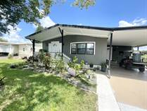 Homes for Sale in Country Meadows, Plant City, Florida $28,500