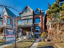 Homes Sold in Roncesvalles Village, Toronto, Ontario $949,000