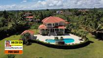 Homes for Sale in El Choco , Sosua, Puerto Plata $995,000