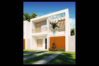 HOUSE FOR SALE IN SOUTH CANCUN, Suite GRNSNTFPLSCNDS155, Cancun, Quintana Roo