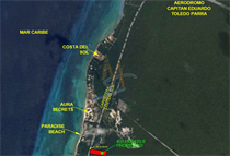 Lots and Land for Sale in South Hotel Zone, Cozumel, Quintana Roo $1,200,000