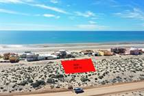 Lots and Land for Sale in Playa Paloma, Puerto Penasco/Rocky Point, Sonora $51,900