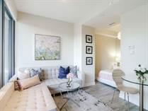 Homes for Sale in York/Bay Street, Toronto, Ontario $495,000