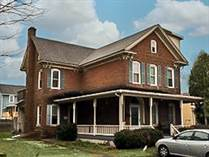 Multifamily Dwellings for Sale in East Stroudsburg Borough, East Stroudsburg, Pennsylvania $259,000