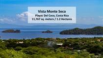 Lots and Land for Sale in Vista Perfecta, Playas Del Coco, Guanacaste $280,000