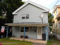 Homes for Sale in Pennsylvania, Carbondale, Pennsylvania $55,000