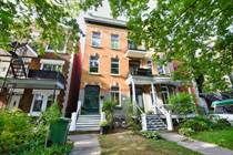 Homes for Sale in Quebec, Le Plateau-Mont-Royal, Quebec $899,000
