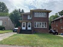 Multifamily Dwellings for Sale in Youngstown, Ohio $35,000