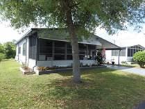 Homes Sold in Pickwick Village, Port Orange, Florida $27,500