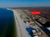 Lots and Land for Sale in Mexico Beach, Florida $280,000