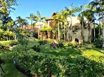 Homes for Sale in Tortuga Bay, Punta Cana, La Altagracia $1,950,000