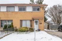Homes Sold in Stanley Park, Kitchener, Ontario $399,900