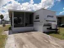 Homes for Sale in FOREST LAKE RV ESTATE, Zephyrhills, Florida $11,500