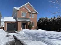 Homes for Sale in Strandherd, Ottawa, Ontario $649,900