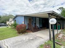 Homes for Sale in Village Glen, Melbourne, Florida $19,500