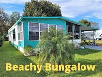 Homes for Sale in Dell Lake  Village MHP, Dundee, Florida $34,900