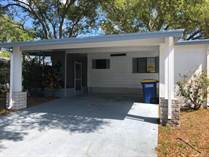 Homes for Sale in Island In The Sun, Clearwater, Florida $25,000