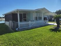 Homes Sold in Forest Lake Estates, Zephyrhills, Florida $34,900