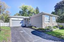 Homes for Sale in Silver Heights, Cambridge, Ontario $619,900