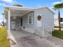 Homes for Sale in FOREST LAKE RV ESTATE, Zephyrhills, Florida $20,000