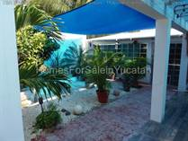 Homes for Sale in Chelem, Yucatan $169,000