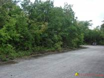 Lots and Land for Sale in Cozumel, Quintana Roo $18,000