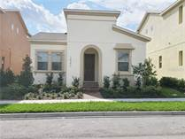 Homes for Rent/Lease in Winter Garden, Florida $2,000 monthly