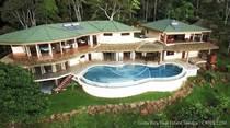 Homes for Sale in Escaleras , Dominical, Puntarenas $5,000,000