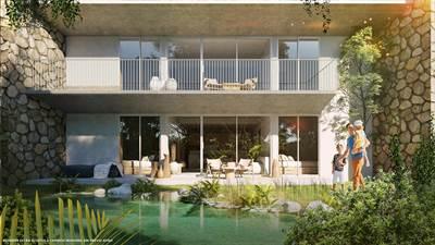 Innovative 2 Br. Penthouse w/Terrace in Bahia Principe, Gated Community