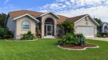 Homes Sold in Arbor Lakes, Hernando, Florida $205,000
