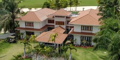 Cap Cana Luxury Villa For Sale   Renewed Golf  Villa  Cap Cana, Punta Cana, Dominican Republic
