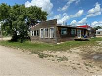 Commercial Real Estate for Sale in Elbow, Saskatchewan $99,900