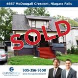 Homes Sold in River Road, Niagara Falls, Ontario $349,900