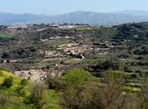 Lots and Land for Sale in Tsada, Paphos Land, Paphos €95,000
