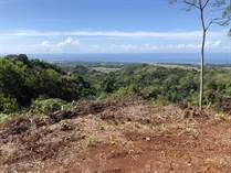 Lots and Land for Sale in Hermosa Hills, Playa Hermosa, Puntarenas $600,000