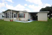 Homes Sold in Swiss Golf and Tennis Club MHP, Winter Haven, Florida $42,900
