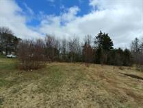 Lots and Land for Sale in Montague, Prince Edward Island $119,800