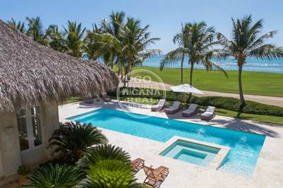 Punta Cana Luxury Villa For Sale    Arrecife  1114   Punta Cana Resort, Dominican Republic