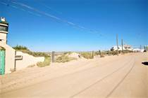 Lots and Land for Sale in Las Conchas, Puerto Penasco/Rocky Point, Sonora $95,000
