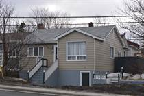 Homes for Sale in East, Mount Pearl, Newfoundland and Labrador $159,900