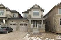 Homes for Rent/Lease in Milton, Ontario $2,600 monthly