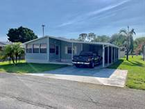 Homes for Sale in Palm Tree Acres Mobile Home Park, Zephyrhills, Florida $19,500