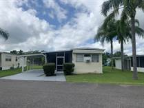 Homes for Sale in Sunnyside Mobile Home Park, Zephyrhills, Florida $8,500