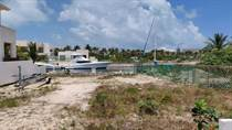 Lots and Land for Sale in Residential Community, Puerto Cancun, Quintana Roo $850,000
