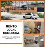 Commercial Real Estate for Rent/Lease in Alamos II, Cancun, Quintana Roo $1,500 monthly