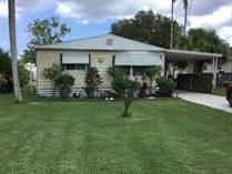 Homes for Sale in Village Glen, Melbourne, Florida $88,500