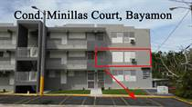 Condos for Sale in Minillas Court, Bayamon, Puerto Rico $48,000