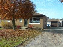 Homes for Sale in Wallaceburg, Ontario $219,900