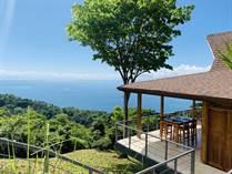 Homes for Sale in Escaleras, Puntarenas $499,000